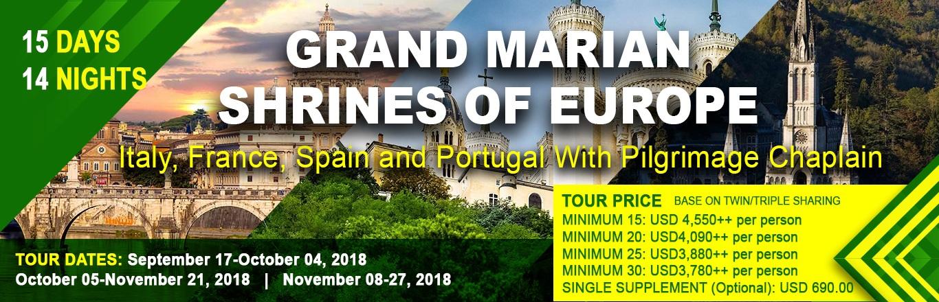 Grand Marian Website Banner