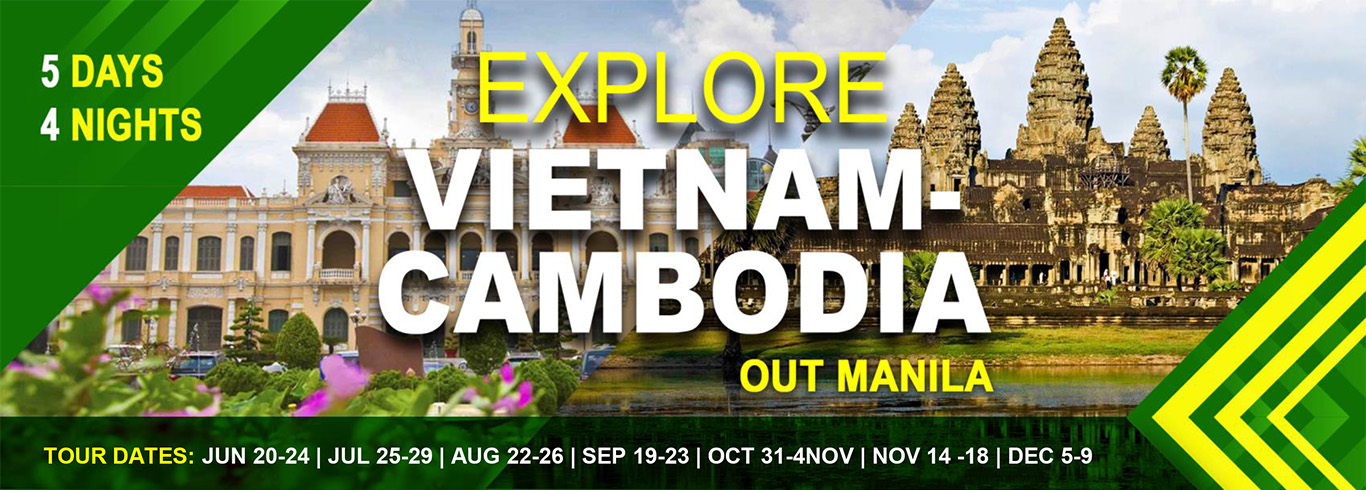 Explore Vietnam Cambodia-out manila